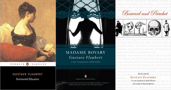 three short works flaubert gustave