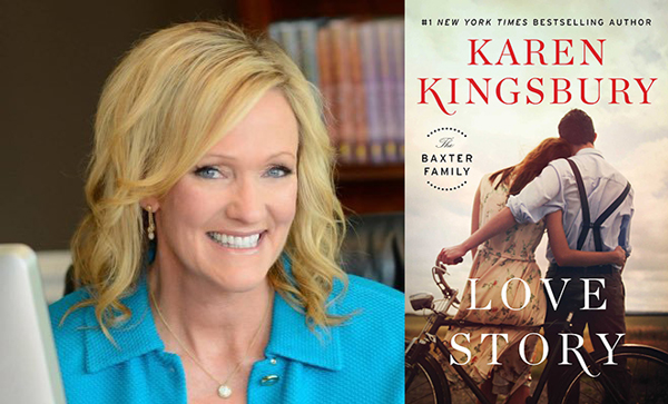Image result for karen kingsbury books