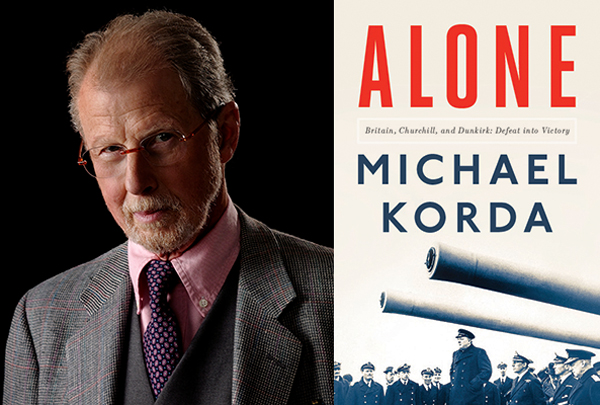 Image result for michael korda alone