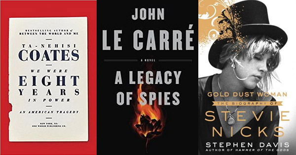 The Most Anticipated Books Of Fall 2017
