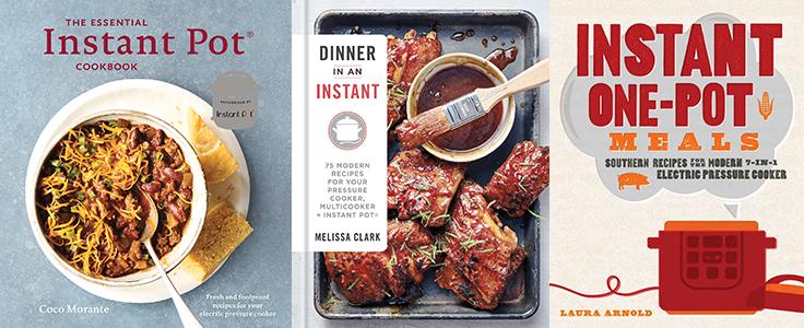 Under Pressure: Fall 2017 Cookbooks