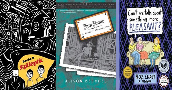 The 10 Best Graphic Memoirs