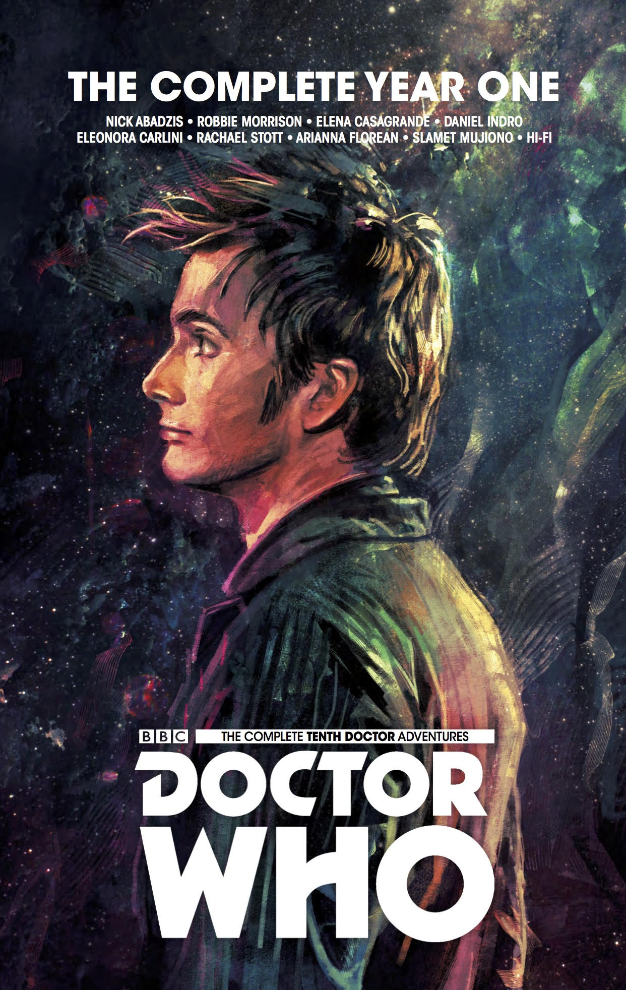 Doctor Who - cover