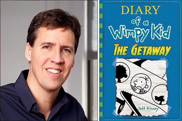 Four Questions For Jeff Kinney