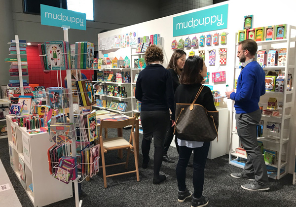 publishers hop on the steam train at toy fair 2018