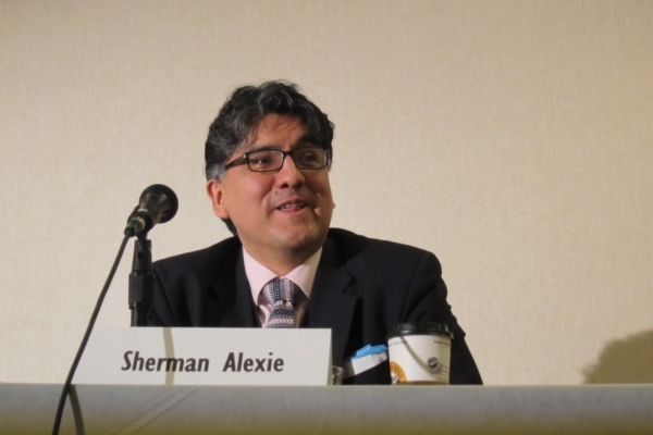 Sherman Alexie Latest Author Facing Harassment Allegations by John Maher for Publishers Weekly