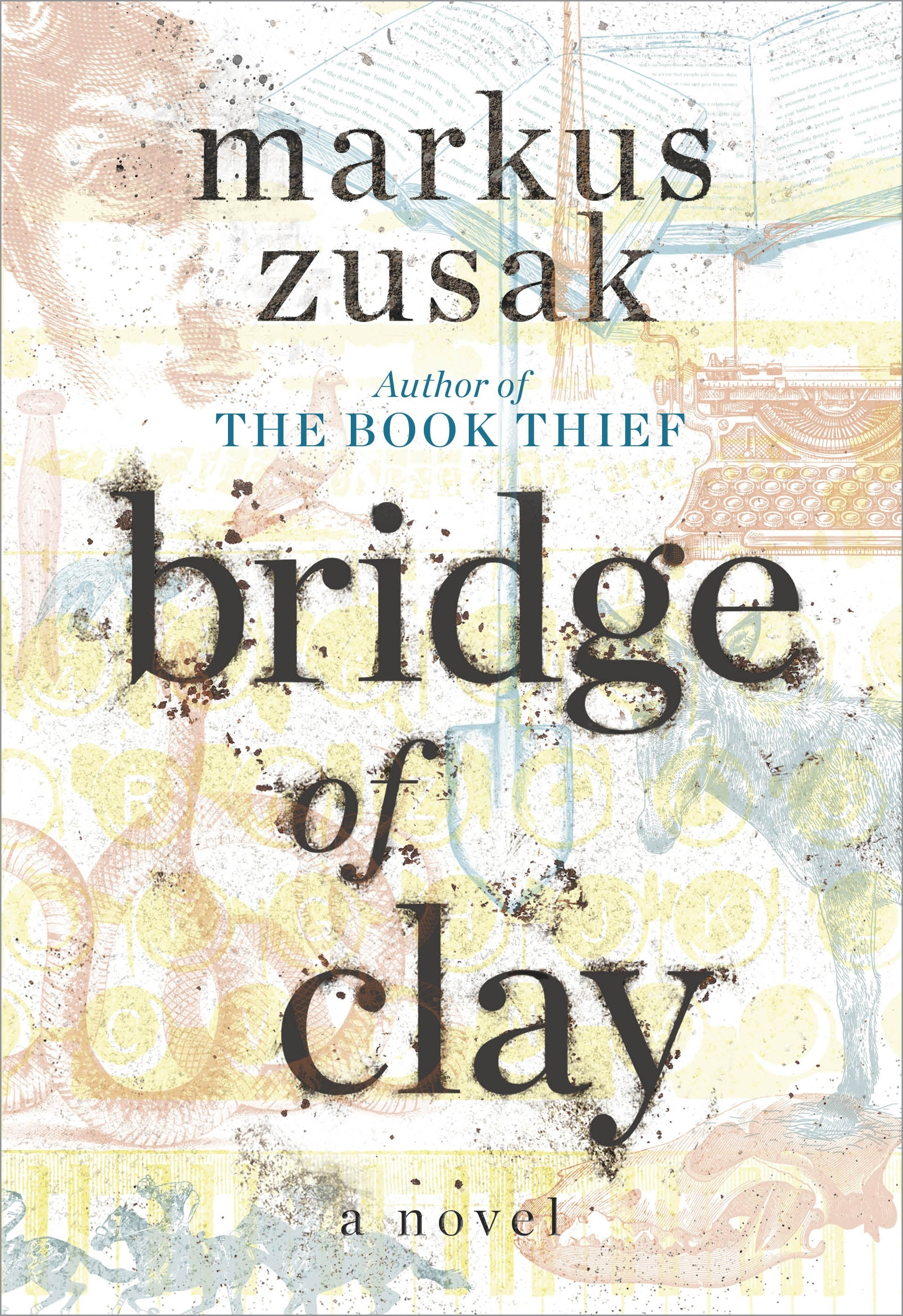 New Novel Coming from \'Book Thief\' Author Markus Zusak