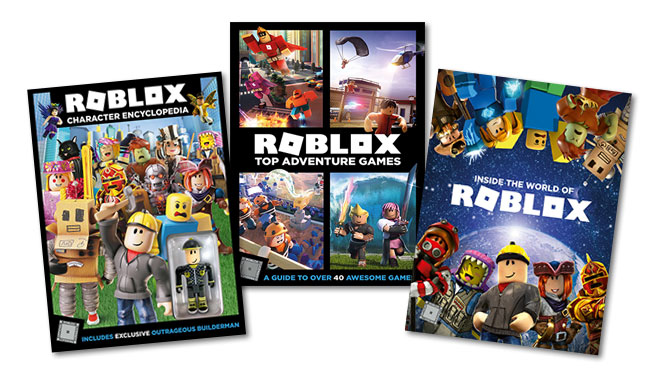 Harpercollins Brings Roblox Books To North America