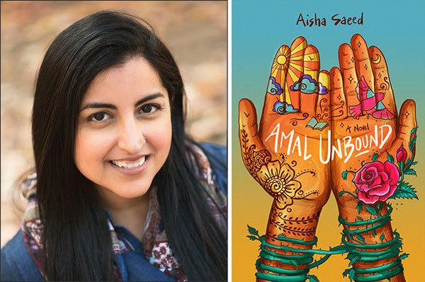 Q & A with Aisha Saeed