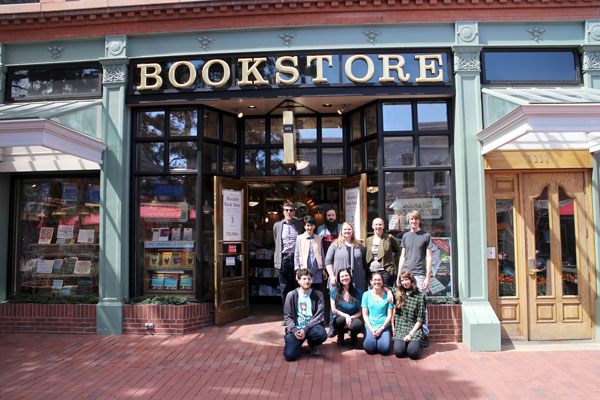 Pw S Bookstore Of The Year Boulder Book Store