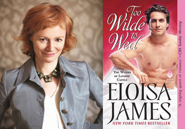 BookExpo 2018: Eloisa James Shows Her Wilde Side