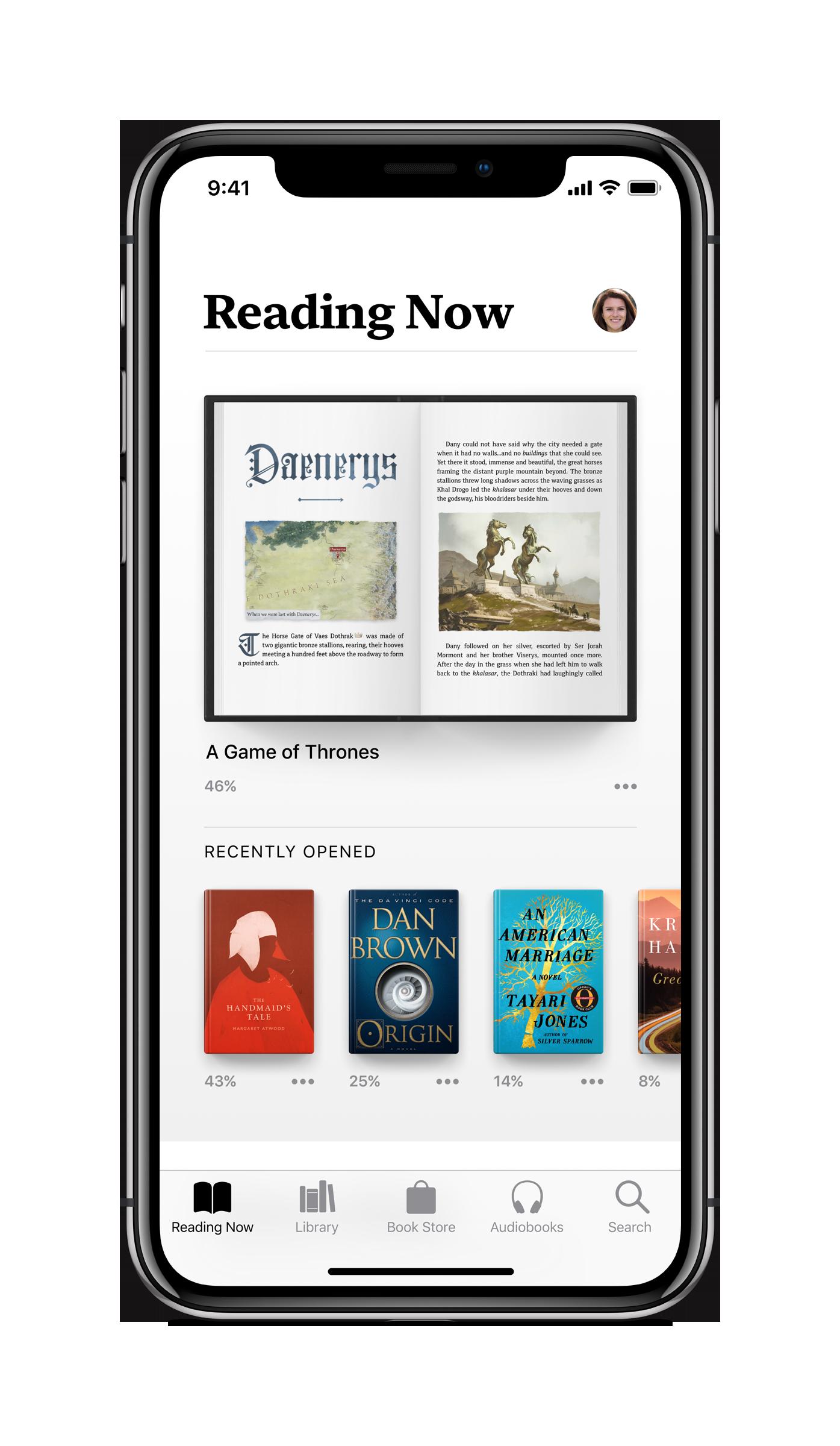 Apple Unveils New Book App
