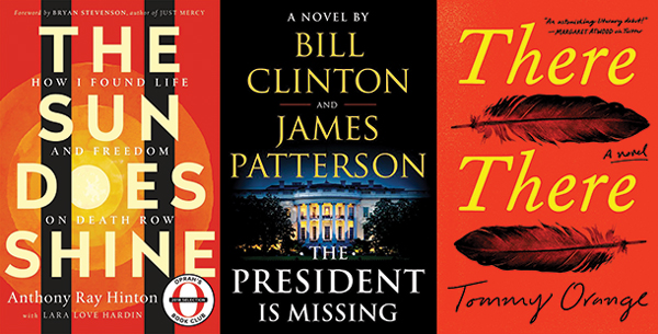 This Week S Bestsellers June 18 2018