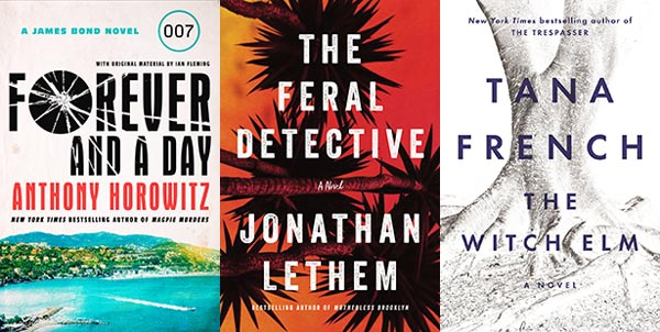 Fall 2018 Announcements: Mysteries Thrillers