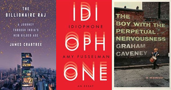 Pw Picks Books Of The Week July 2 2018