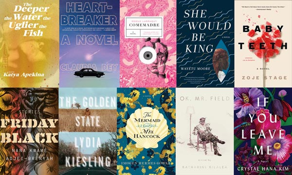 Writers to Watch Fall 2018: Anticipated Debuts