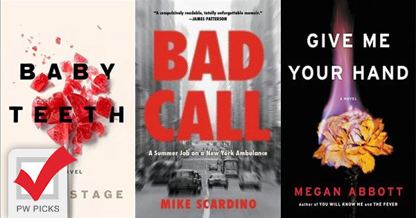 Pw Picks Books Of The Week July 16 2018