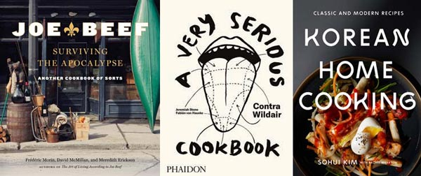 Culinary Pairings: Cookbooks Fall 2018
