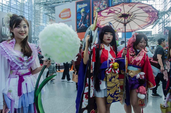 ReedPops Anime Fest At NYCC Faces Controversy