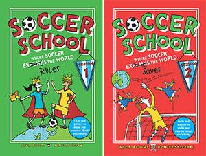Walker Launches First Semester of 'Soccer School'