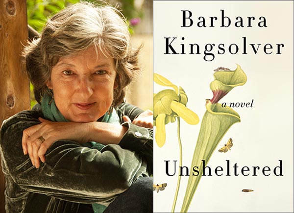 5 Writing Tips: Barbara Kingsolver