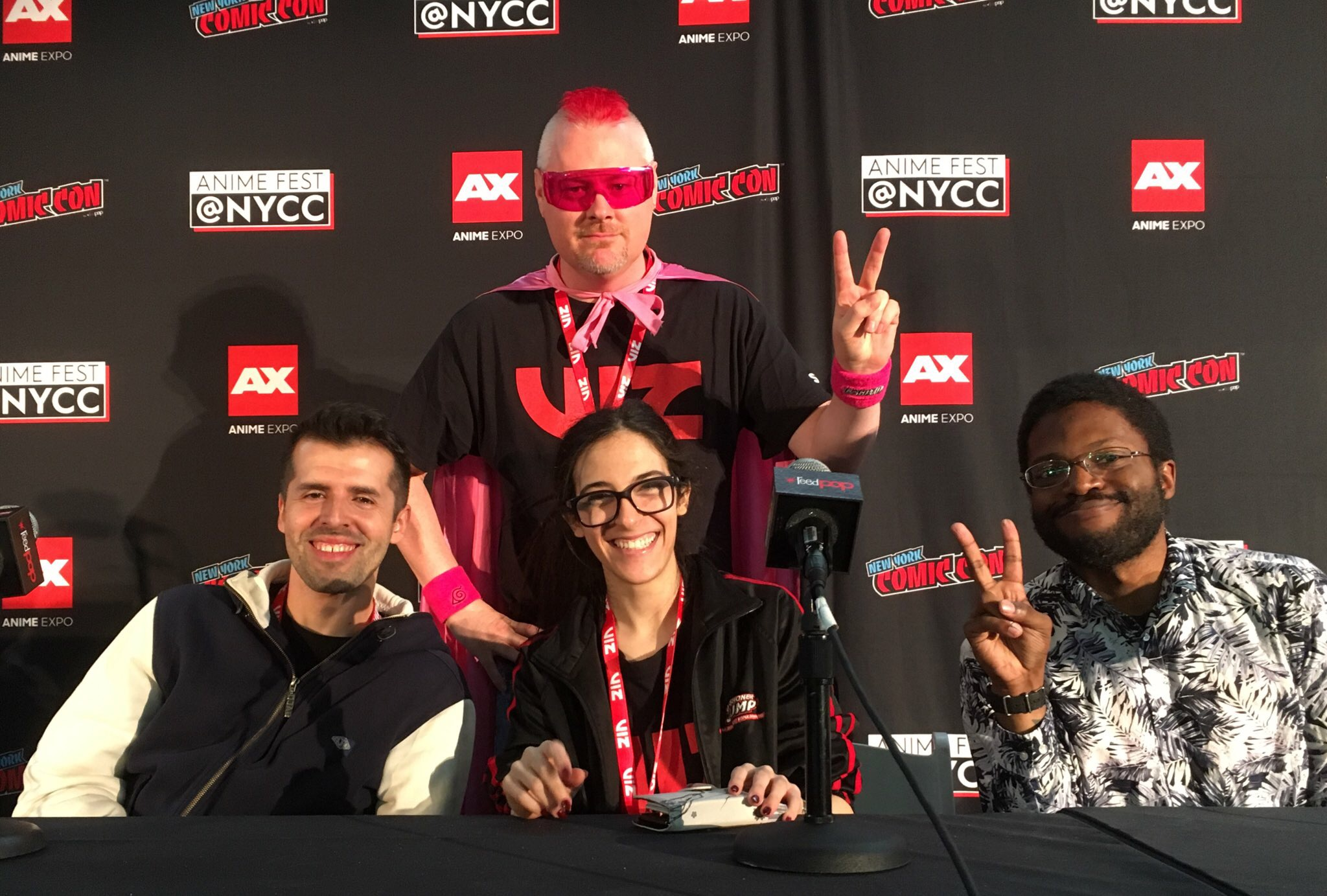 Asian Pop Makes Big Showing At New York Comic Con 2018