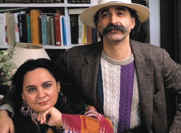 The Iranian-American Couple Dominating Persian Cookbooks
