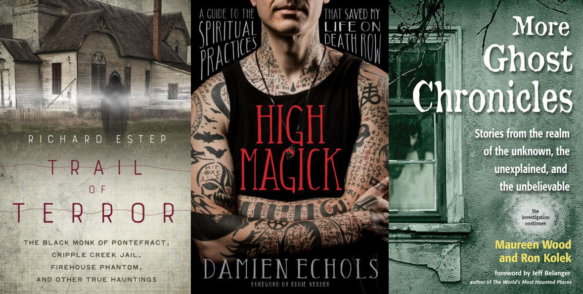 Seven Spirit-Filled Books to Read for Halloween