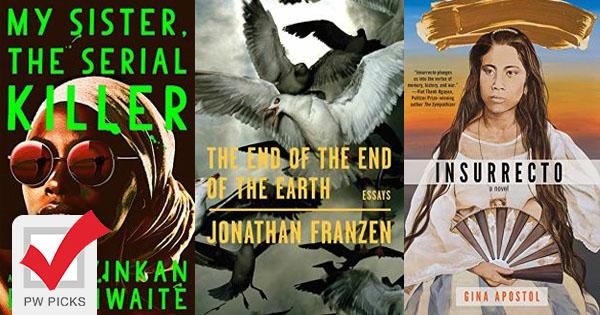 PW Picks: Books of the Week, November 12, 2018