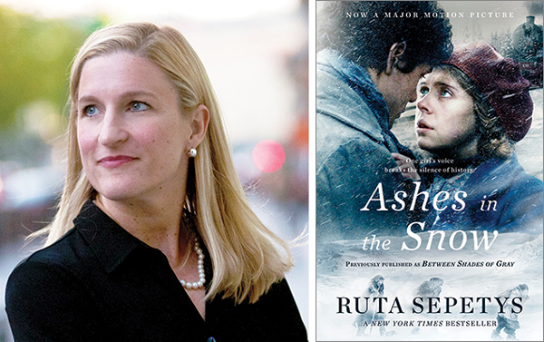 Ruta Sepetys S Between Shades Of Gray Hits The Big Screen