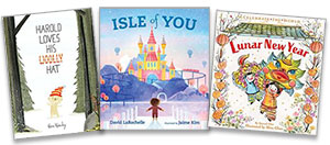 New Kids' and YA Books: Week of December 10, 2018