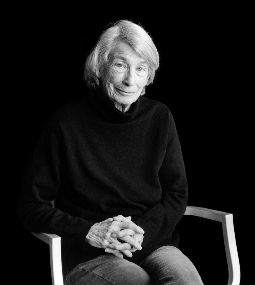 Obituary: Mary Oliver