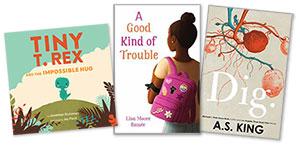 New Kids' and YA Books: Week of March 4, 2019