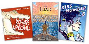 New Kids' and YA Books: Week of March 11, 2019