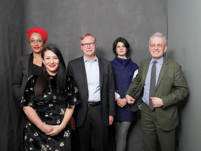 Burns, Smith Among 2019 NBCC Award Winners