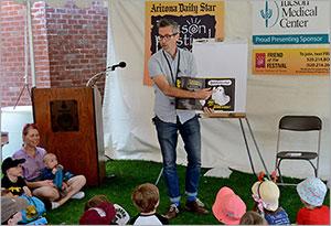 2019 Tucson Festival of Books in Photos