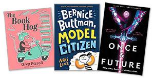 New Kids' and YA Books: Week of March 25, 2019