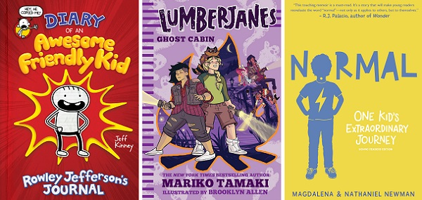 874454c0d079c This curated list, annotated with editors' comments whenever possible,  offers a closer look at some of this year's middle grade books that feature  highly ...