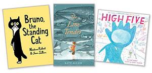 New Kids' and YA Books: Week of April 15, 2019