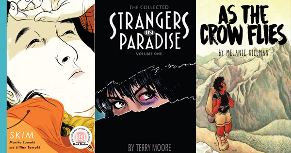 10 Essential Graphic Novels and Memoirs About Queer Women