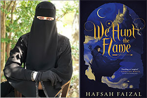 Q A with Hafsah Faizal