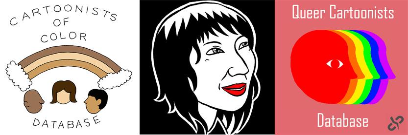 MariNaomi Shines a Light on Diverse Cartoonists
