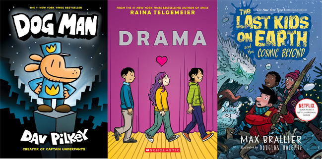 What We Know About 2018 Graphic Novel Sales