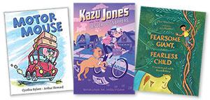 New Kids' and YA Books: Week of April 22, 2019