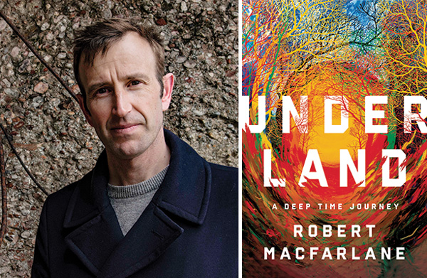 Robert Macfarlane Heads Underground In His Latest Book