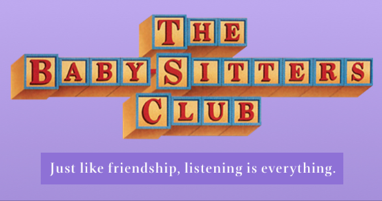 Audible to Release Classic Baby-Sitters Club Series