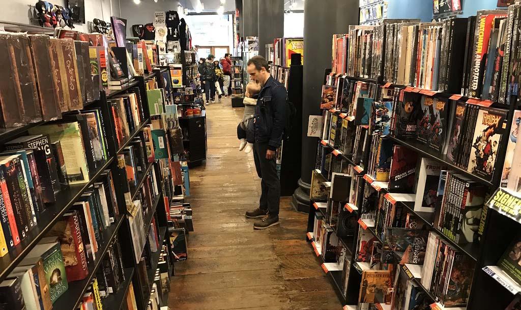 2018 North American Comics Sales Rise to $1.09 Billion
