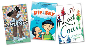 New Kids' and YA Books: Week of May 9, 2019