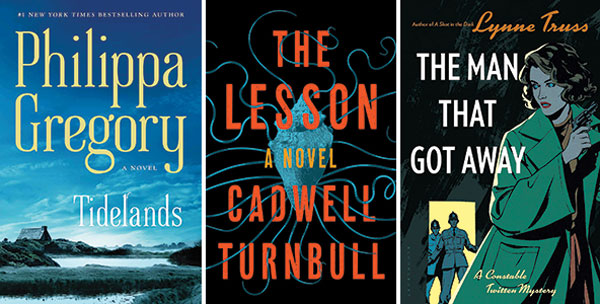 BookExpo 2019: Adult Galleys to Grab