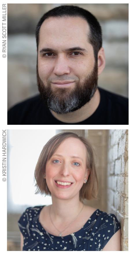 Watching the Stars: Spotlight on Dan Haring and MarcyKate Connolly